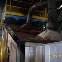 Incêndio no Circuito de Carvão/Britagem do Projeto Barro Alto de Mineração de Níquel
