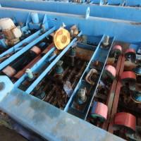 Danos em tanque de separação eletrolítica