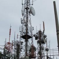 Torre de transmissão de dados